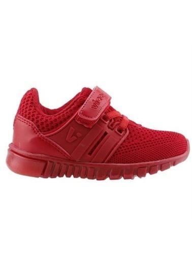 Vicco Vicco Işıklı Spor Ayakkabı 313.18Y.159-12 Kırmızı